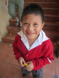 Student Sponsorship with Give and Teach in Guatemala