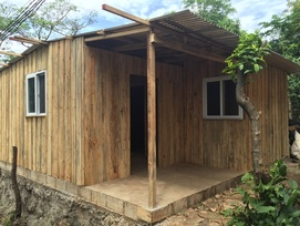 Building Homes  and Houses with Give and Teach in Guatemala